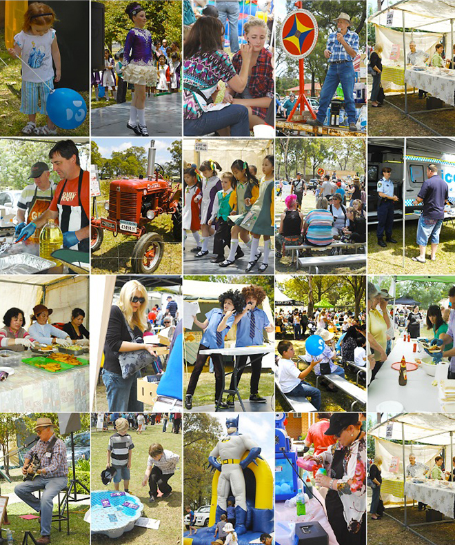 The 2012 Parish Fete