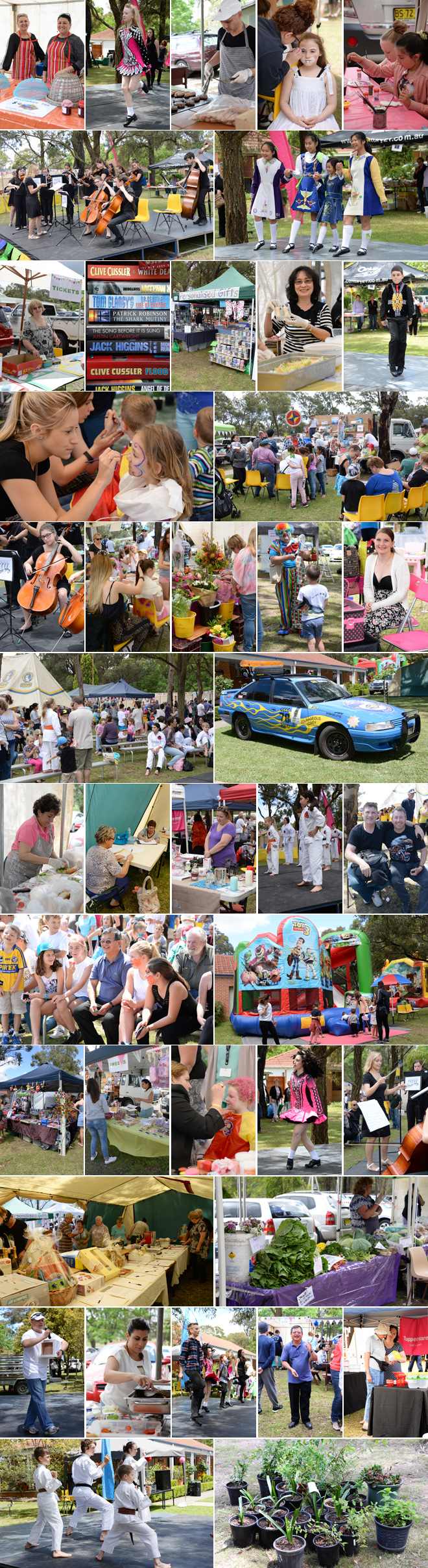 The 2015 Parish Fete